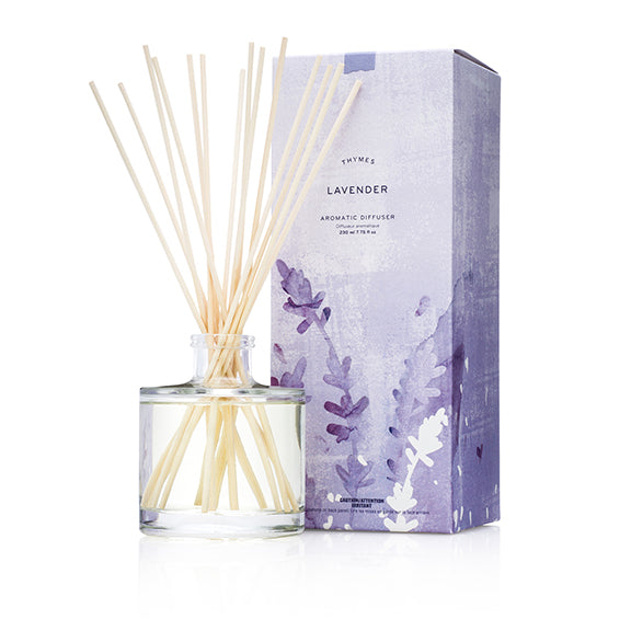 LAVENDER REED DIFFUSER
