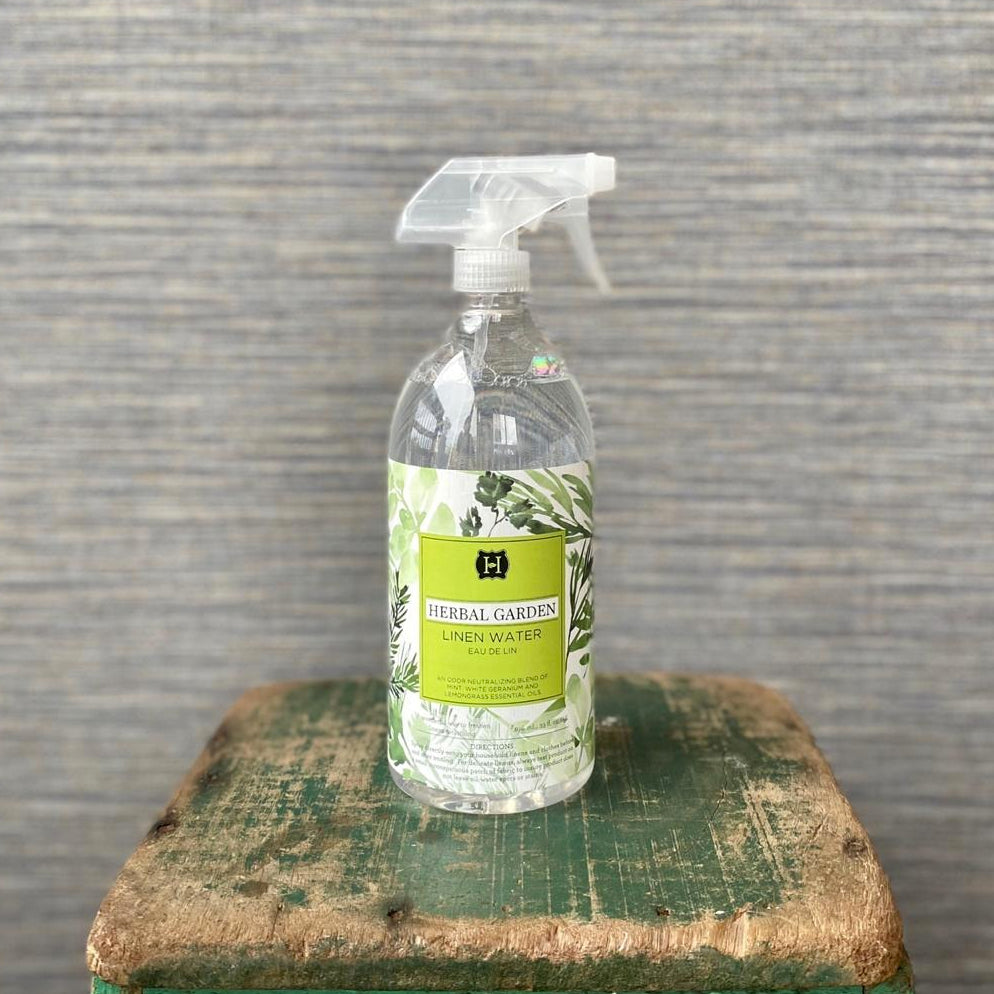 HERBAL GARDEN LINEN SPRAY 1 LITRE