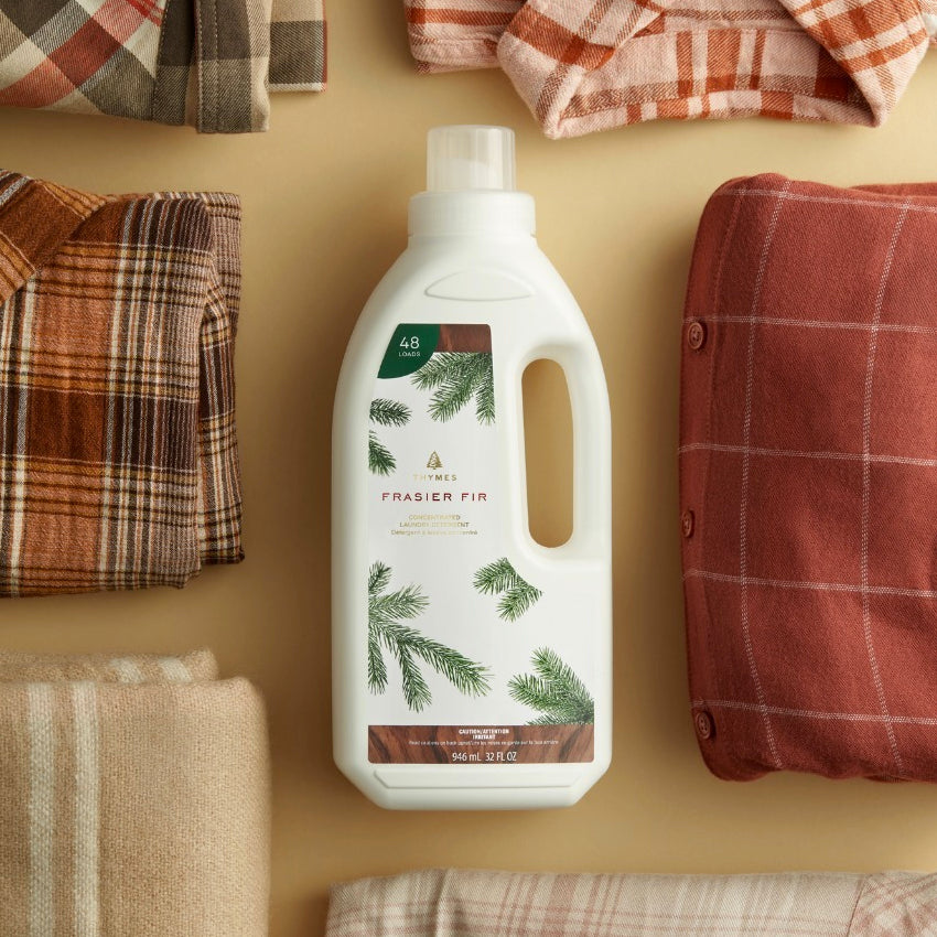 FRASIER FIR CONCENTRATED LAUNDRY DETERGENT 32 FL OZ / 946 ML