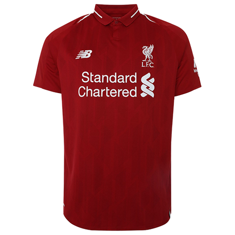Liverpool Home 18/19
