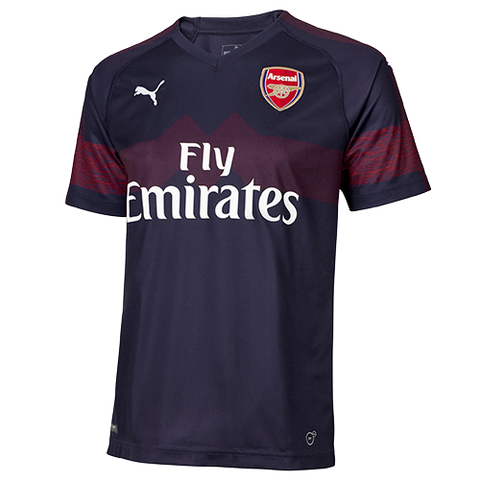 Arsenal Away 18/19