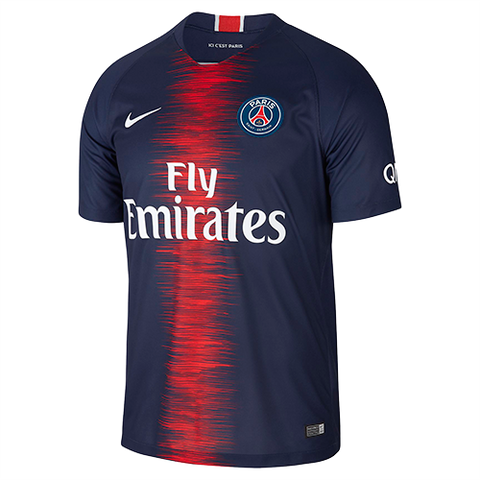 Paris Saint Germain Home 18/19