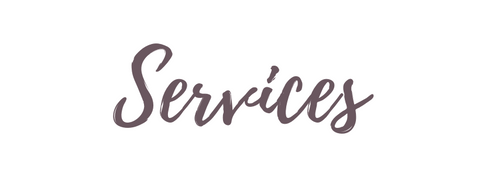 Services - Ottawa Wedding Planner