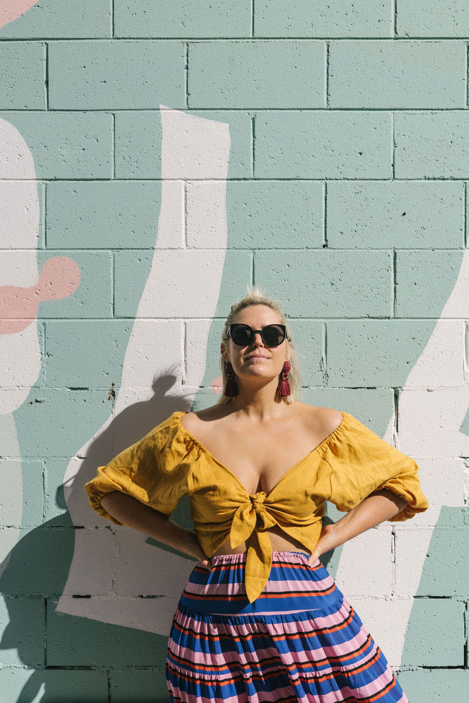 GREAT WOMEN//GREAT PLACES: JAHARN GILES // NOOSA