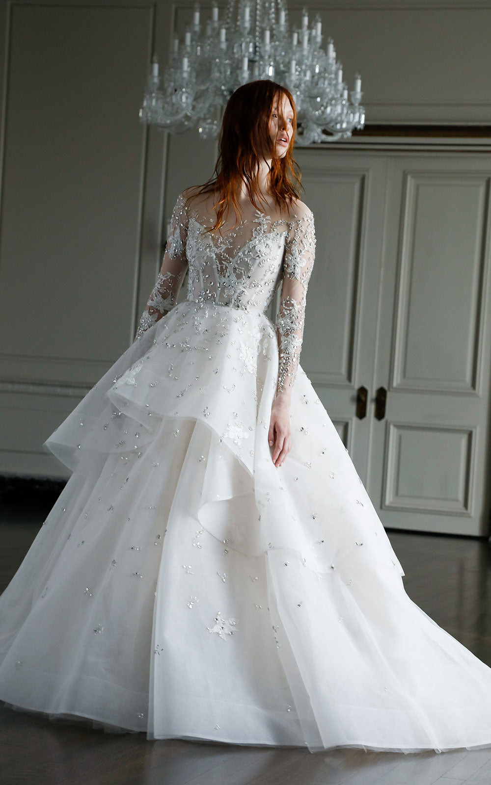 K'Mich Wedding - wedding planning - wedding dresses- monique llhuier