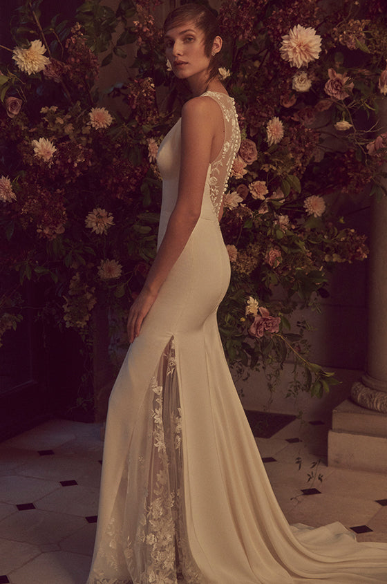 K'Mich Weddings - wedding planning - wedding dresses - Fall 2019 - Monique Lhuillier Bliss Collection