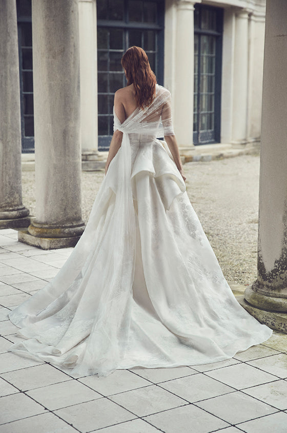 Bridal Fall 2019 Bridal Gowns Ready To Wear Wedding Fashion