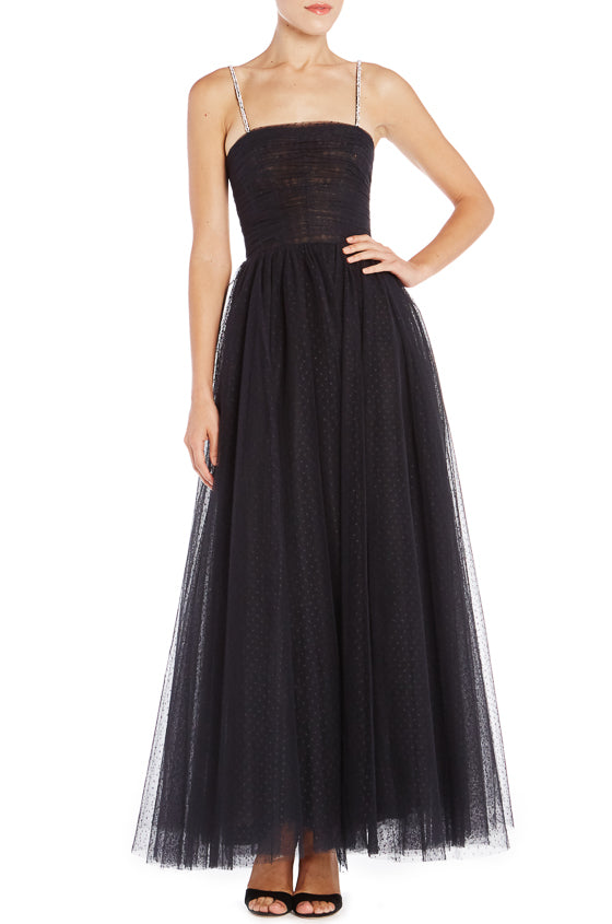 Black RTW Gown ML