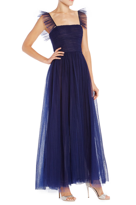 Spring 2019 Monique Lhuillier Gown
