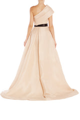 One Shoulder Evening Gown ML
