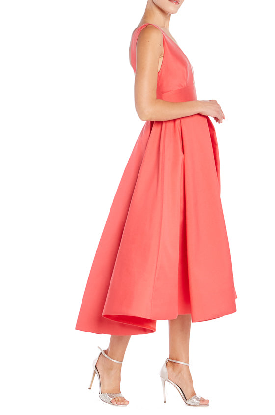 Mikado Midi Cocktail Dress ML