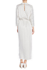 Monique Lhuillier Printed Day Dress