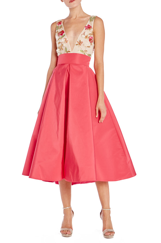 299d08146e40 Spring 2019 Monique Lhuillier Dress