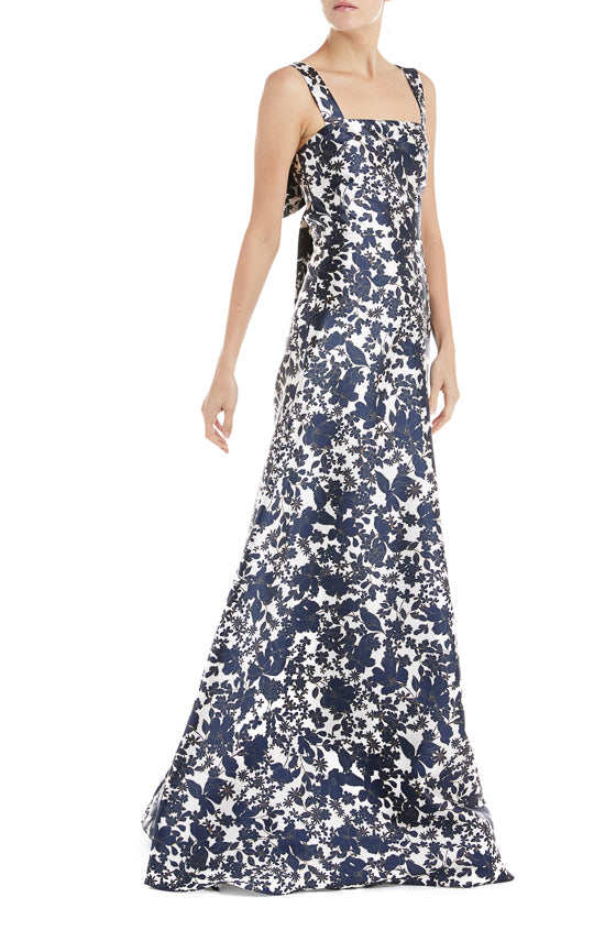 Spring 2019 ML Monique Lhuillier Gown