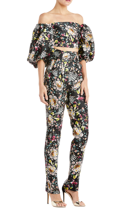 Fall 2019 floral pant