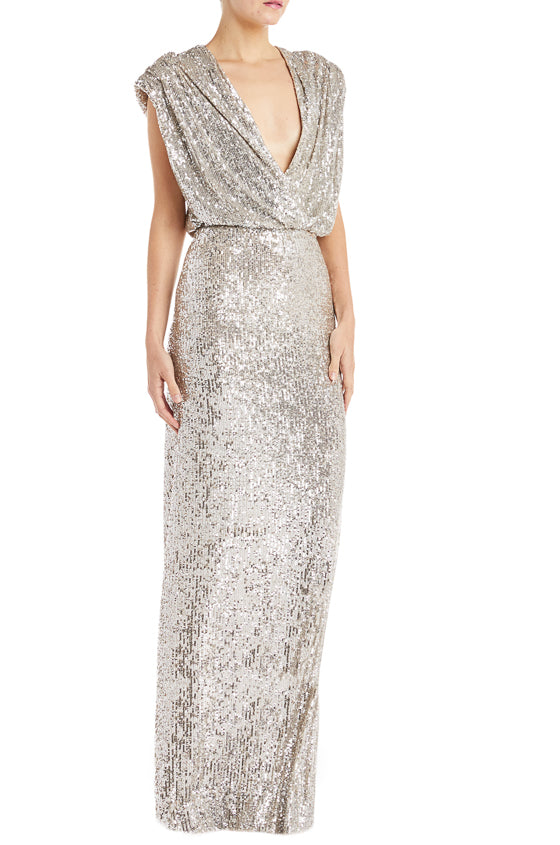 Fall 2019 Evening Gown Sequin
