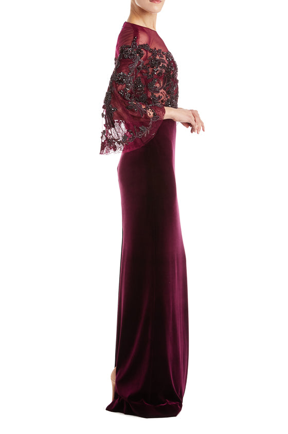 Fall 2019 Bell Sleeve Gown