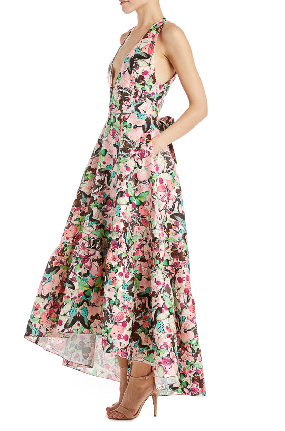 Fall 2019 Butterfly Midi Dress