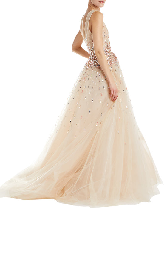 Fall 2019 Tulle Gown