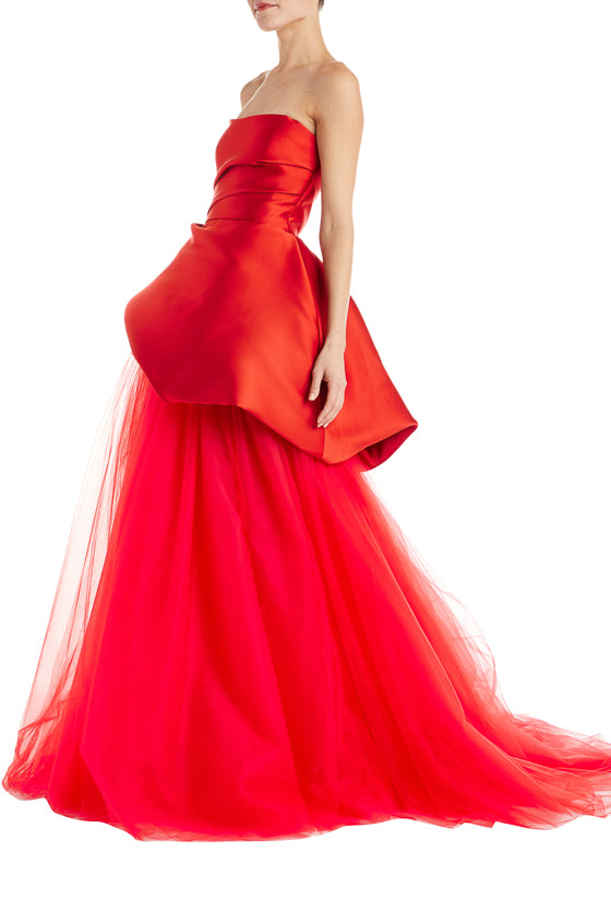 Fall 2019 Evening Gown Monique Lhuillier