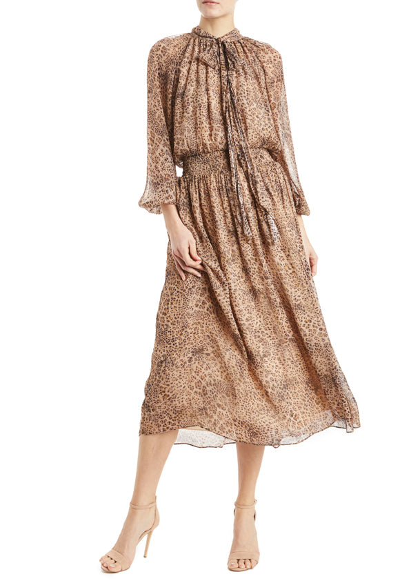 Fall 2019 Leopard Print Dress