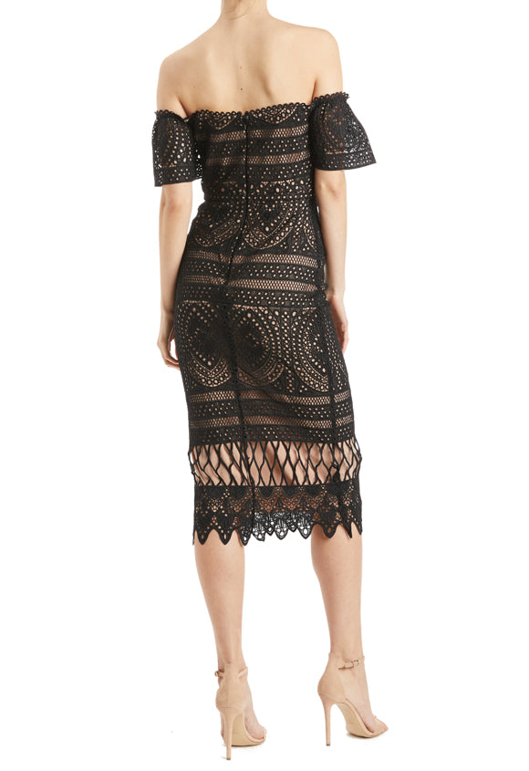 Fall 2019 Lace Dress MLML