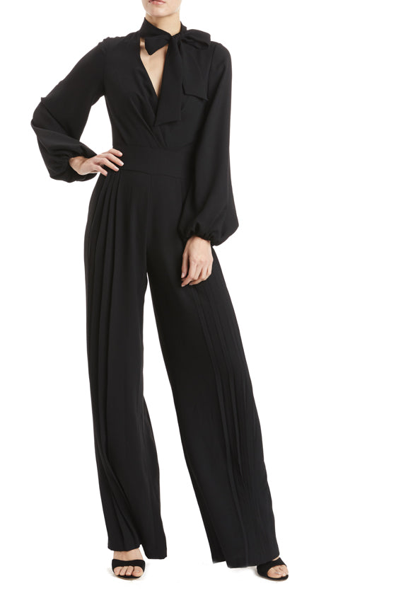 Fall 2019 black jumpsuit