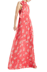 MLML Coral Maxi Gown