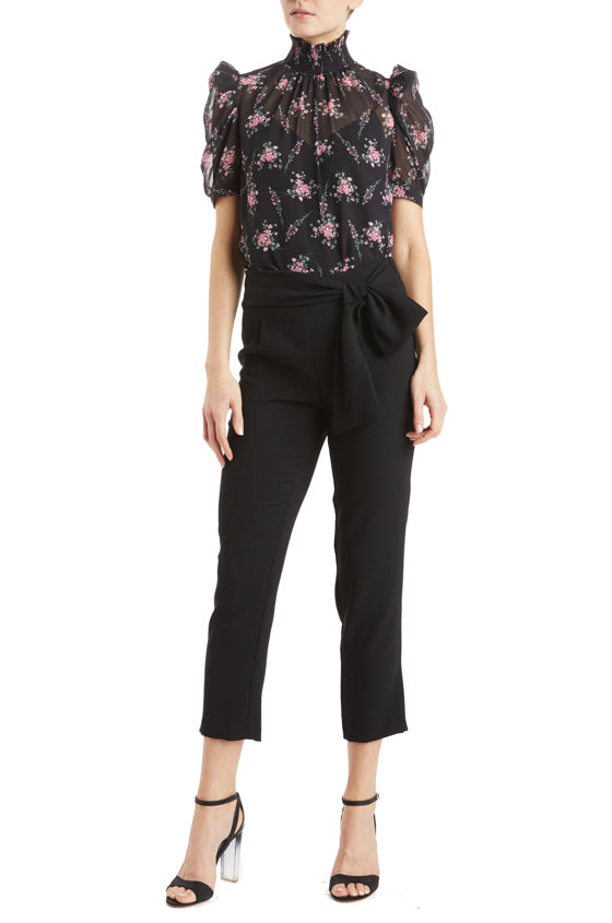 ML Monique Lhuillier Tapered Pant