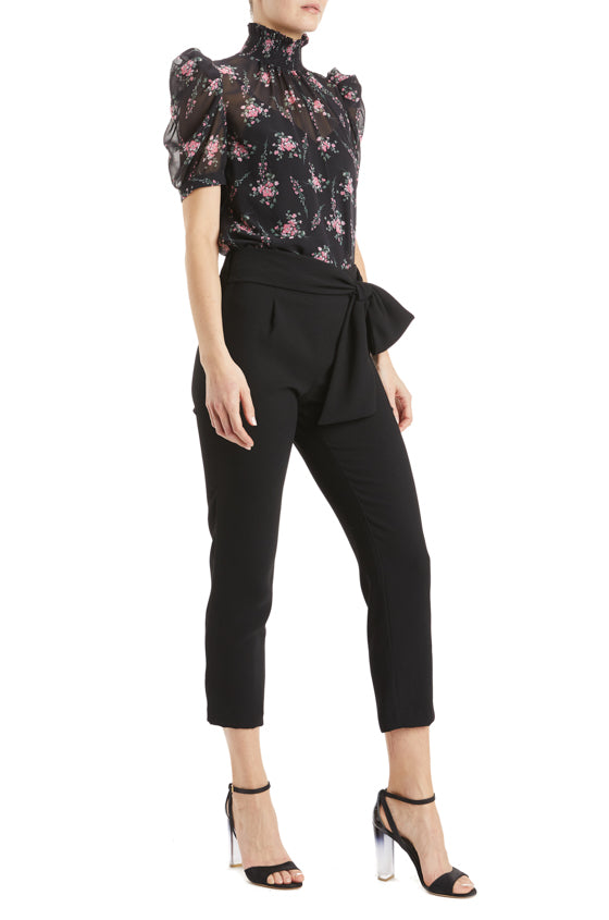 ML Monique Lhuillier Trouser Black
