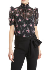 Fall 2019 Floral top
