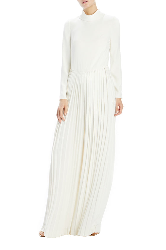Monique Lhuillier Ivory Jumpsuit