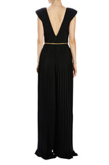 Spring 20 black jumpsuit