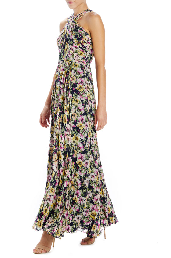 Fall 2019 Floral Gown