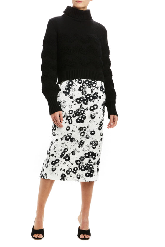 Daisy Pop Pencil Skirt