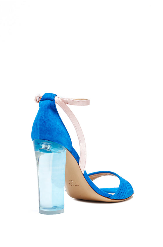 Sapphire Ava Suede Sandal