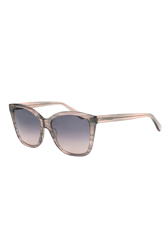 Monique Lhuillier Grey Sunglasses