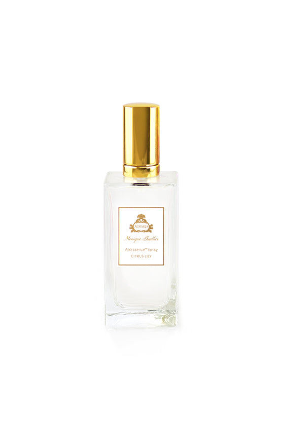 Citrus Lily Air Essence Spray - moniquelhuillier