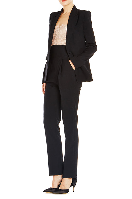 Fitted Blazer - moniquelhuillier