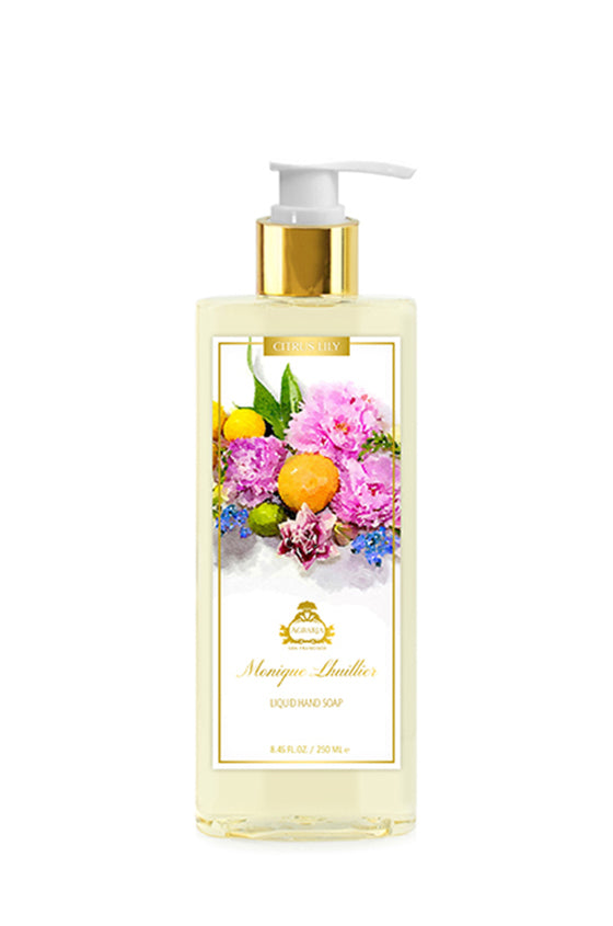 Citrus Lily Liquid Hand Soap