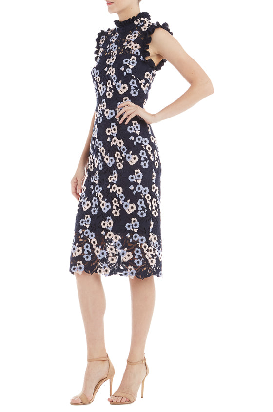 Floral Sheath Dress Resort 2019 MLML