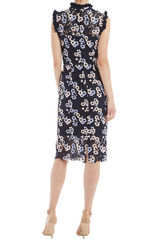 Floral Sheath MLML Dress R19