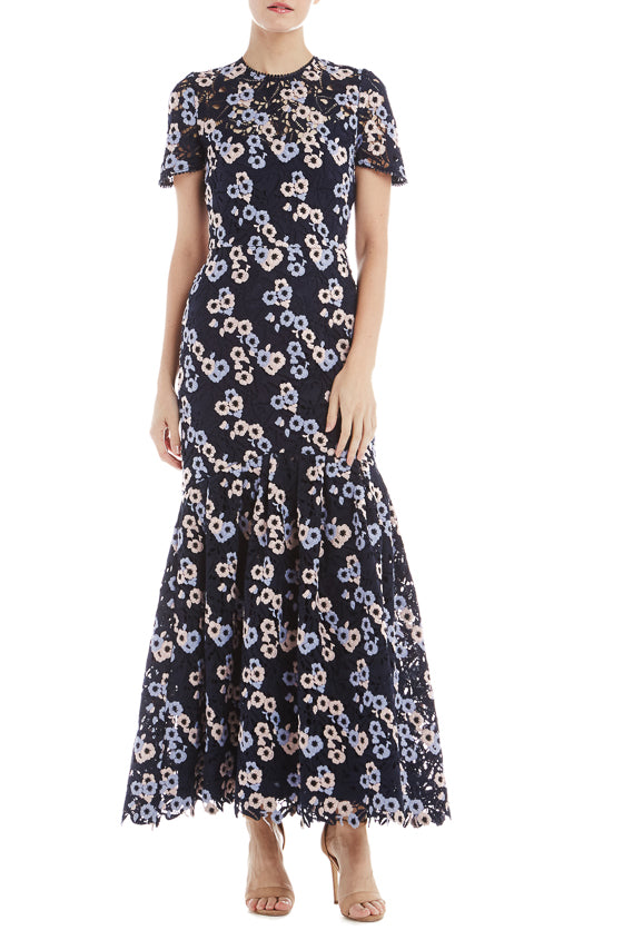 ML Monique Lhuillier Midi Dress-FINAL SALE