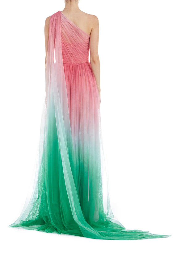 One Shoulder ML RTW Gown