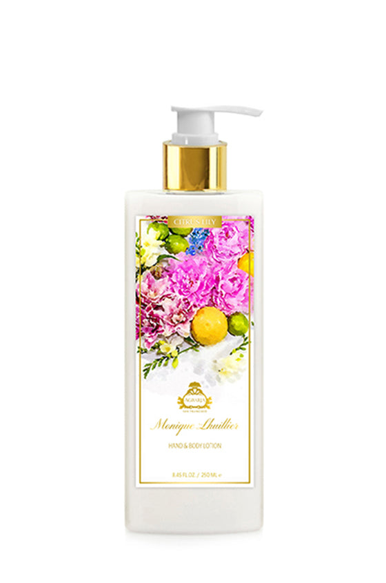 Citrus Lily Hand & Body Lotion