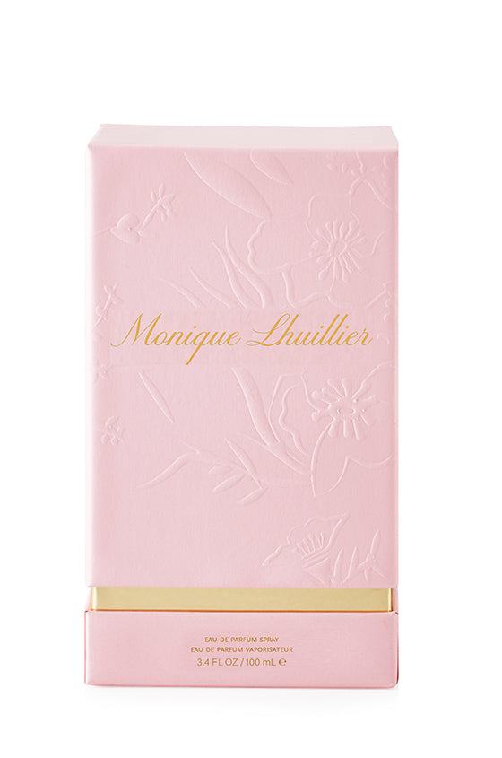 airy and luminous eau de parfum with notes of Sicilian bergamot and freesia