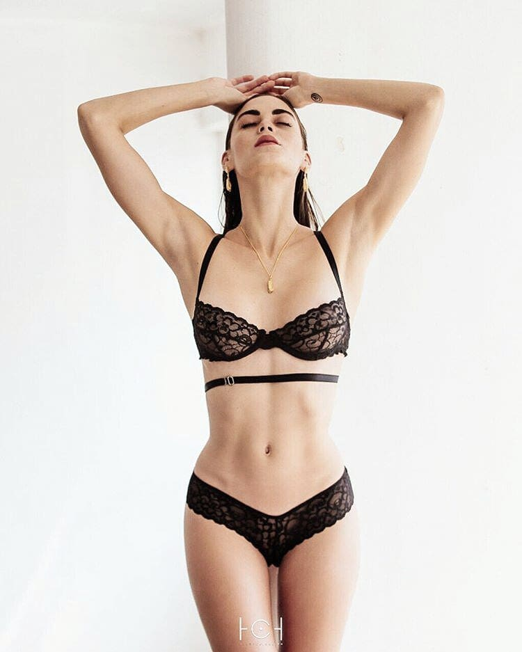 [Arianna Bralette] - Because I Love Lingerie