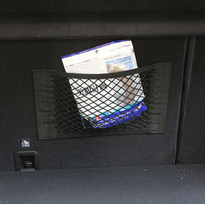 Universal Trunk Organizer (Bigger Size) - Mesh Net Storage Bag