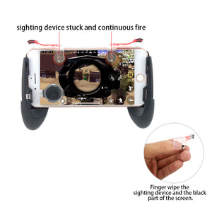 Mobile Game Controller For PUBG (Newest Version)