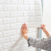 Load image into Gallery viewer, 3D DIY Brick Wall Stickers